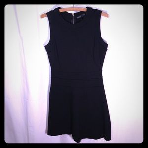 ZARA A-line Heavyweight Skater Dress